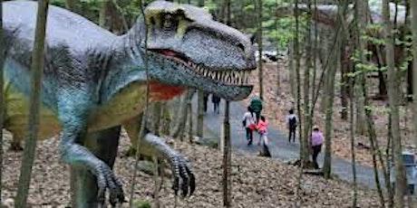 Dino Roar!!! - Free for Children! tickets
