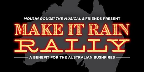 Moulin Rouge! Presents: A Benefit For The Australian Bushfires tickets