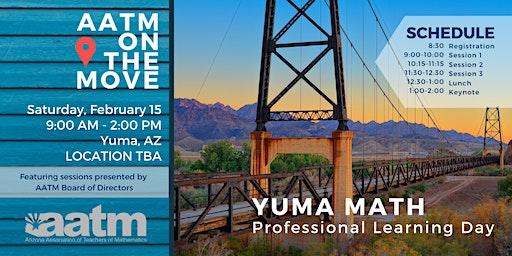 AATM on the Move: Yuma Math