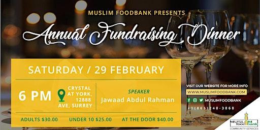 MFBCS Fundraising Dinner 2020