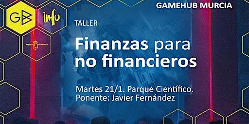 """Taller """"Finanzas para no financieros"""""""