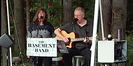 LIVE MUSIC - Basement Band 1:30-4:30 PM tickets