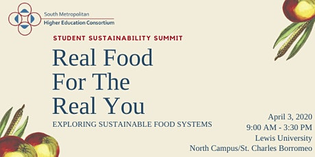 Real Food For the Real You: Exploring Sustainable Food Systems tickets
