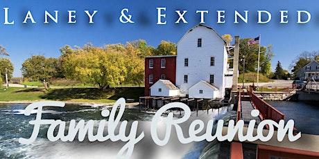 Laney & Extenden Family Reunion tickets