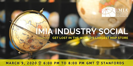 IMIA Industry Social tickets