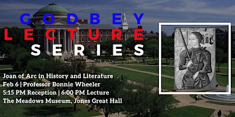 2020 Godbey Lecture Series: Joan of Arc in History and Literature tickets