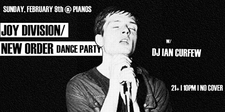 Transmission: Joy Division/New Order Dance Party tickets