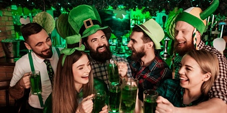 LepreCon St. Patrick's Day Pub Crawl Seattle tickets