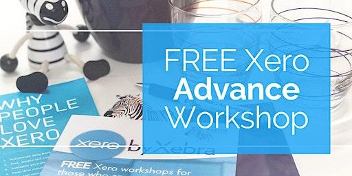 FREE Xero Advance Workshop - Maximising financial control