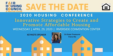 2020 HOUSING CONFERENCE tickets