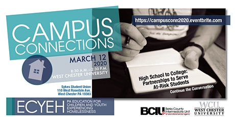 Campus Connections: High School to College Partnerships to Serve At-Risk Students tickets