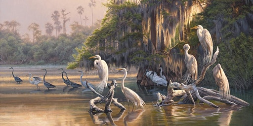 Art For The Everglades - Naples Gallery - March 28