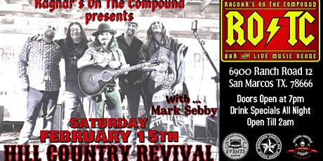 Hill Country Revival with Mark Sebby tickets