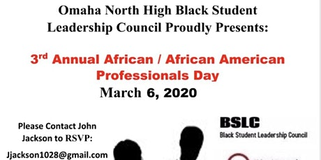 3rd  Annual African / African American Professionals Day tickets