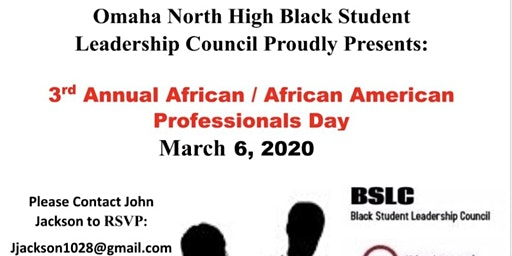 3rd  Annual African / African American Professionals Day