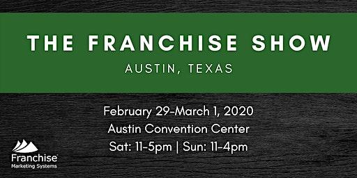 The Franchise Show: Austin, TX