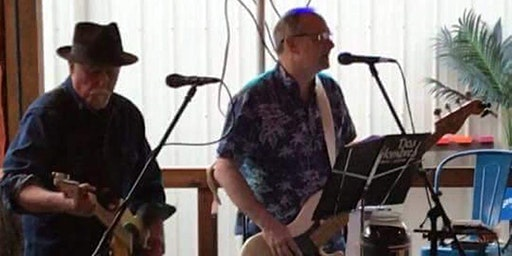 LIVE MUSIC - Dos Hombres 1:30pm-4:30pm