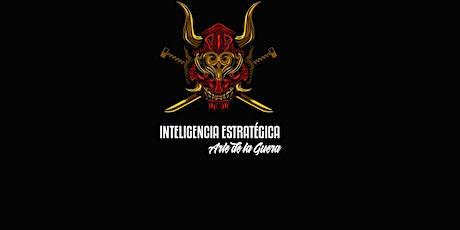 """Inteligencia Estratégica Basada en """"El arte de la  boletos"""