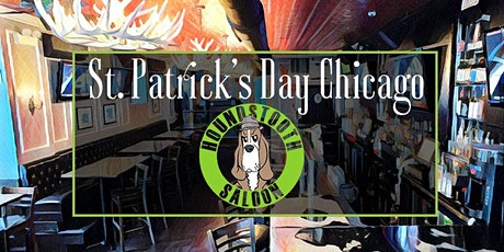 St. Patrick's Day Chicago at Houndstooth tickets