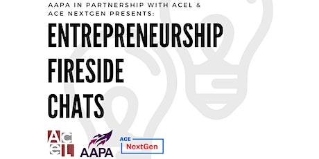 2020 Entrepreneurship Fireside Chats tickets