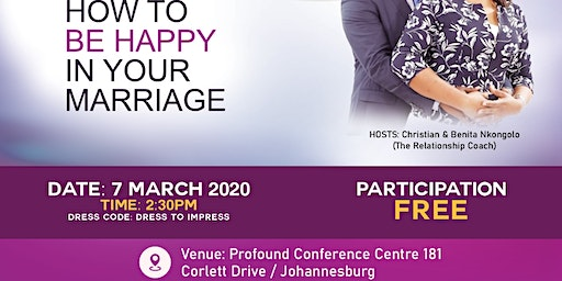 Family & Marriage International Conference 2020
