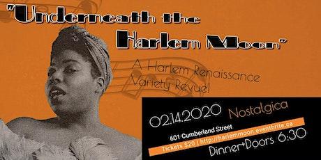 Underneath the Harlem Moon: A Harlem Renaissance Variety Revue tickets