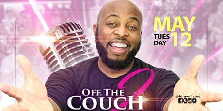Funnymaine's Off the Couch 2 Tour - Live in Memphis tickets