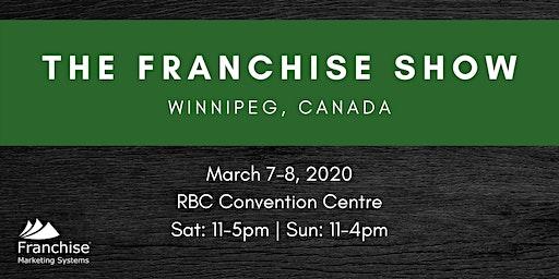 The Franchise Show: Winnipeg, Canada