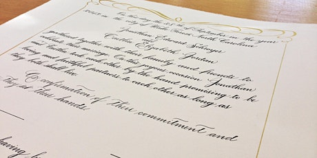 Calligraphy for Beginners tickets