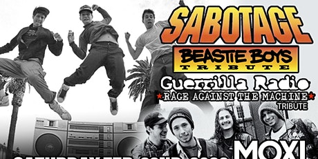 Sabotage (Tribute to Beastie Boys) w/ Guerrilla Radio (Tribute to Rage) tickets