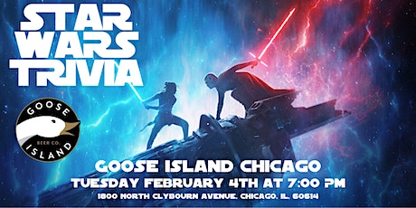 Star Wars Trivia at Goose Island Chicago tickets