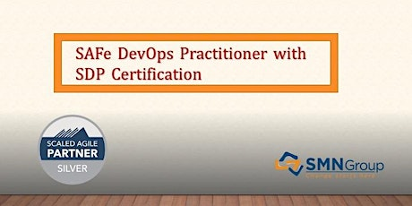 SAFe Devops Training with SDP 5.0 certification tickets