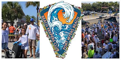5th Annual Tunaskin Fort Myers Beach Beach Clean-Up
