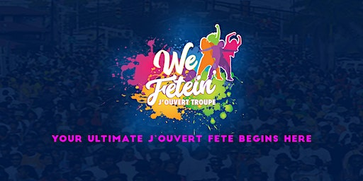 Copy of We Fetein J'ouvert Troupe VI Carnival 2020