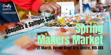 Spring Makers Market tickets