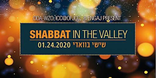Shabbat in the Valley