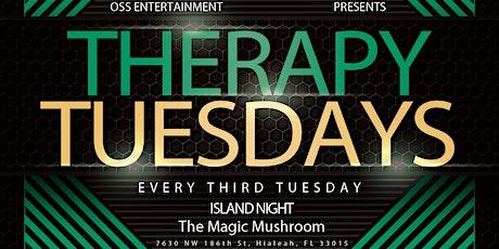 Therapy Tuesdays Island Vibez tickets
