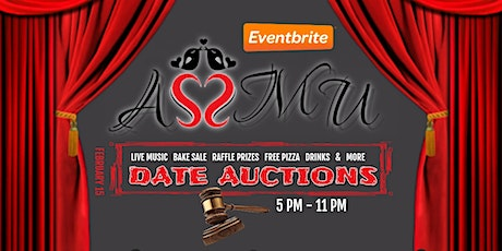 Valentine's Date Auctions for the SCAS tickets