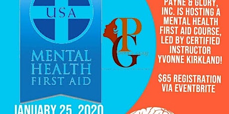 Mental Health First Aid Certification tickets