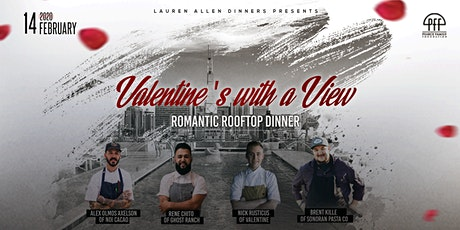 Valentine's with a View tickets