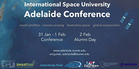 ISU Adelaide Conference 2020 tickets