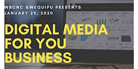 Digital Media  tickets