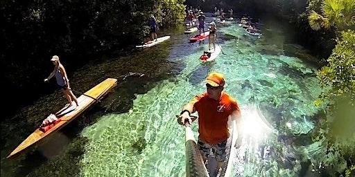 Paddle Lower Weeki Wachee Springs