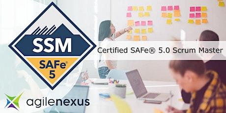 SAFe 5.0 Scrum Master (SSM) Certification Training – Louisville, Kentucky tickets