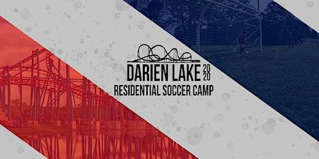 Darien Lake Residential Soccer Camp 2020 tickets