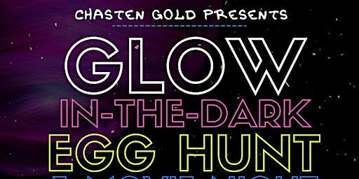 Glow In-The-Dark Egg Hunt