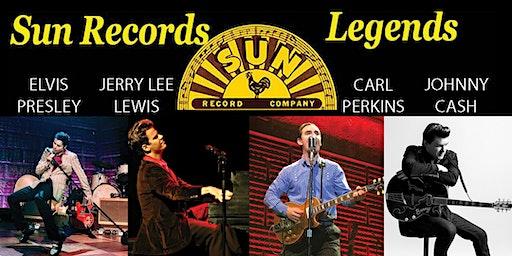 "Legends of Sun Records ""Presley, Perkins, Lewis & Cash"""