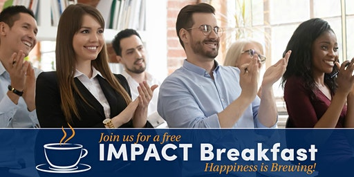Impact Breakfast: Love What You Do: Creating a Meaningful Workplace Culture