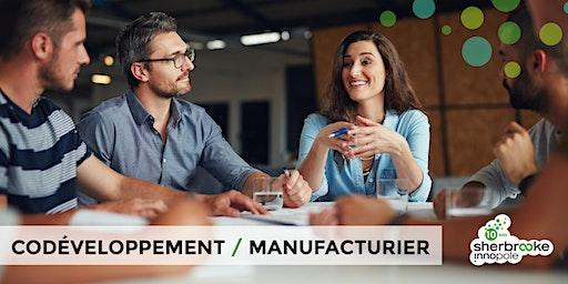 Groupe de codéveloppement / Manufacturier – Sherbrooke