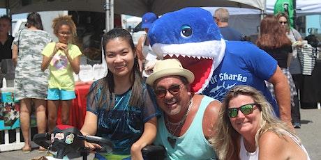 Shark's Tooth Festival Venice FL tickets